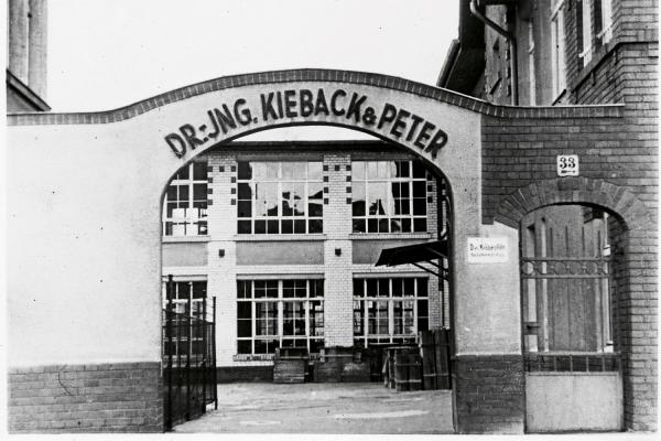 Kieback&Peter feiert 90. Geburtstag