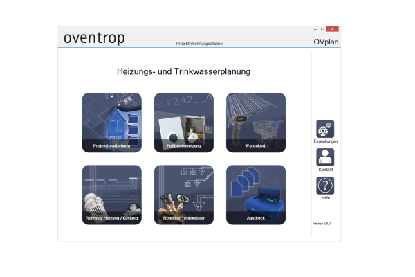"Neue ""OVplan""-Planungssoftware"
