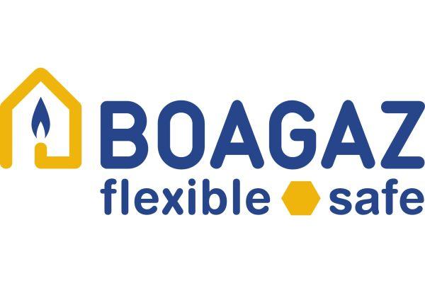 Das Boagaz-Logo.