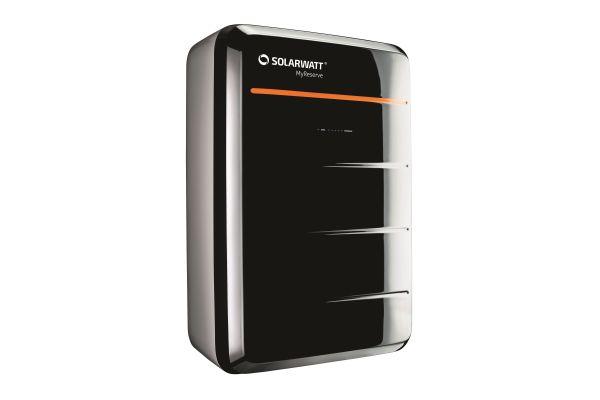 Produktfoto des Solarwatt-Stromspeichers