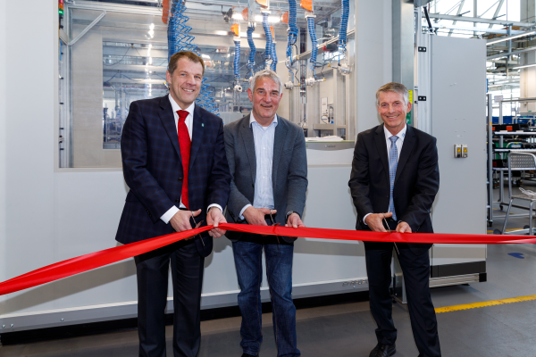 Neue Wärmepumpenproduktion startet in Remscheid