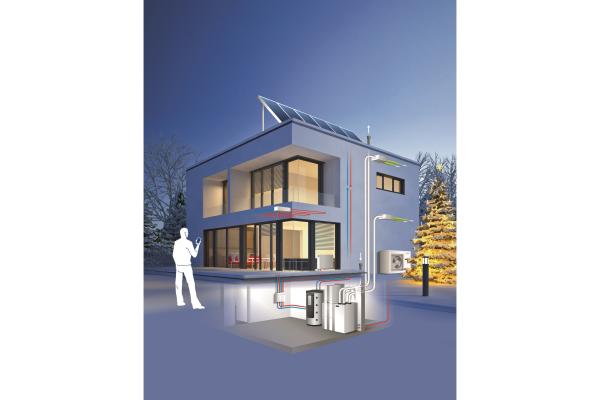 Die Kontrollierte Wohnraumlüftung und das Ökodesign-Label