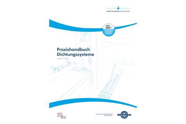 "Praxishandbuch ""Dichtungssysteme"" von Doyma"