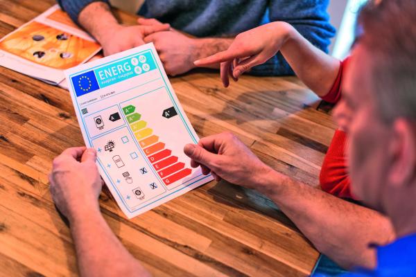 Energieverbrauchskennzeichnungen und Ökodesign-Anforderungen