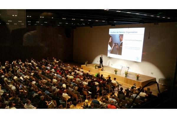 Erster internationaler Ochsner-Partnerkongress