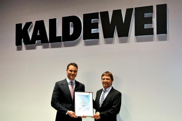 Kaldewei ist neues BTGA-Fördermitglied