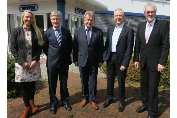 BVF-Mitgliederversammlung bestätigt den Vorstand