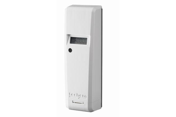 Elektronischer Heizkostenverteiler mit Funkschnittstelle