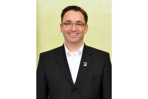 Andreas Gelbke, Country Manager D-A-CH/NL Panasonic Heiz- und Kühlsysteme.