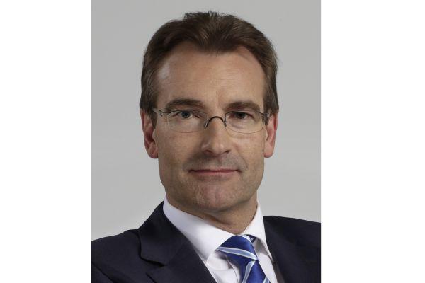 Karlheinz Reitze, Geschäftsführer von Stiebel Eltron.