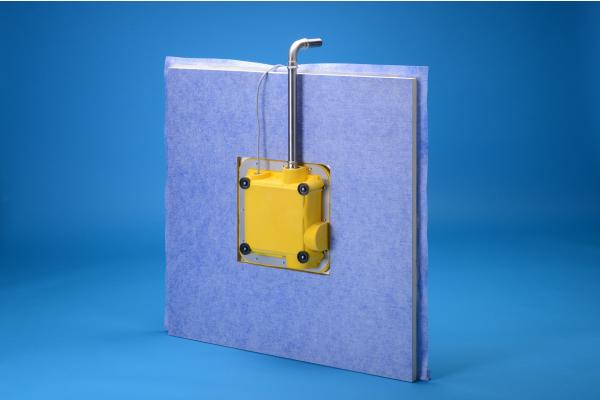 Duschboden-Elemente mit eingebauter Ablaufpumpe