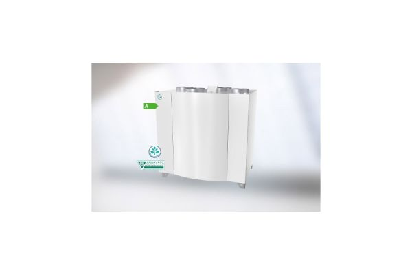 Wohnungslüftungsgerät mit Rotationswärmeübertrager