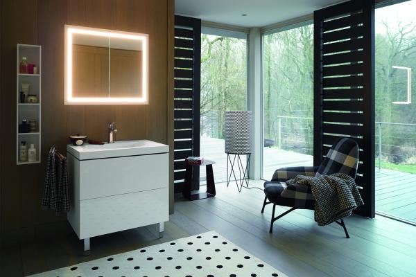 Duravit-Produkte überzeugen in Sachen Design