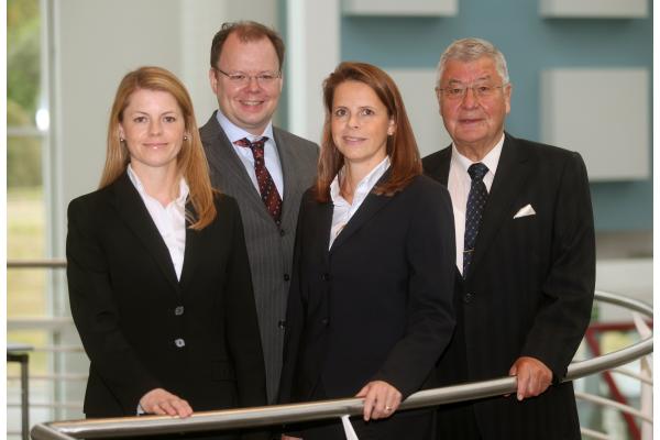Roth: 3. Generation in Geschäftsführung berufen
