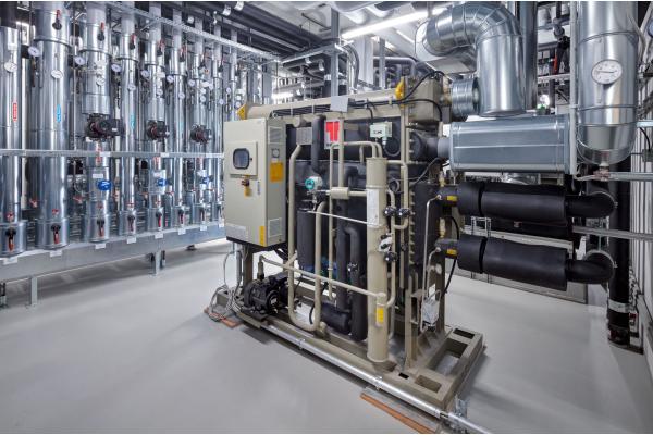 KWKK-Anlage sorgt für energieeffiziente Präzisionsteilefertigung