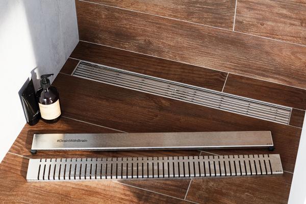 Neue Design-Roste von ACO Haustechnik