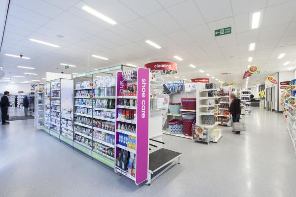 Schlüsselfertiges Projektmanagement für Beleuchtungsmarkt