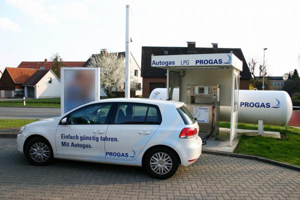 Progas begrüßt längere Steuerermäßigung von Autogas