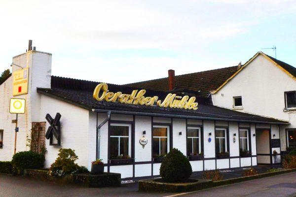 Die Oerather Mühle.