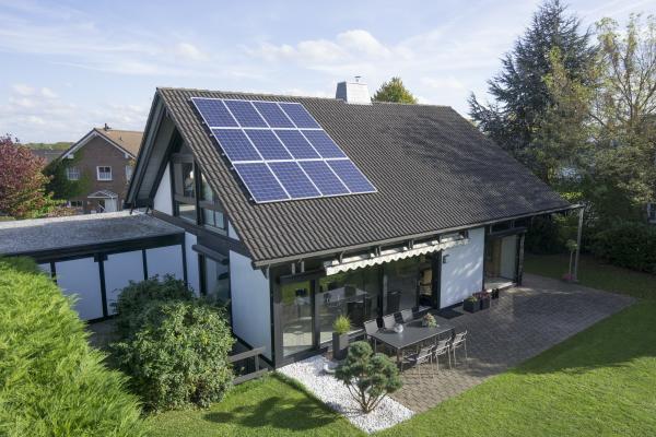 Solarstrom-Systemtechnik für Gebäude von heute und morgen