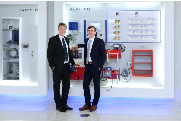 Neugründung der Trox Service GmbH
