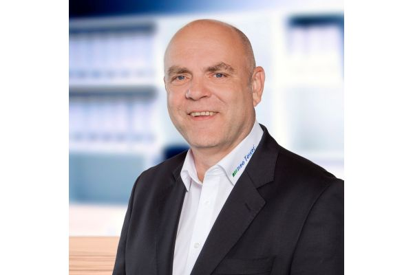 Jürgen Zastrow vom BHKW-Hersteller RMB/Energie.