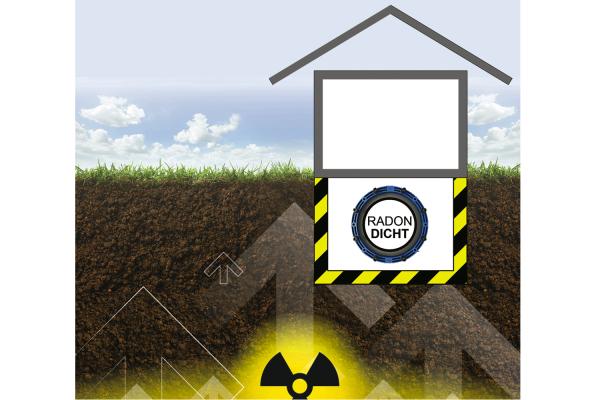 Neues Gesetz zur Radonbelastung