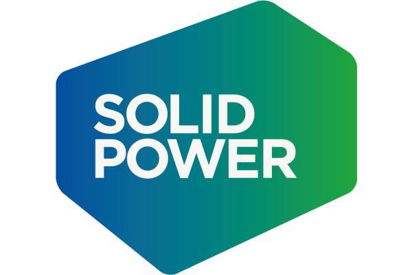 Das Logo von Solidpower.