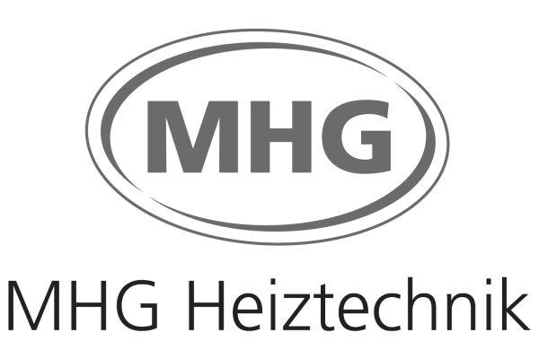 Das Logo von MHG.