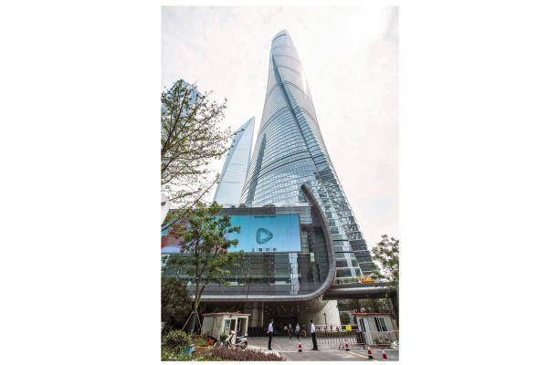 Eines der international bekanntesten Leuchtturmprojekte in Sachen Planungseffizienz mit BIM: der 632 m hohe Shanghai-Tower. Für die Dämmung gebäudetechnischer Anlagen wurden rund 4.000 m³ Armaflex eingesetzt