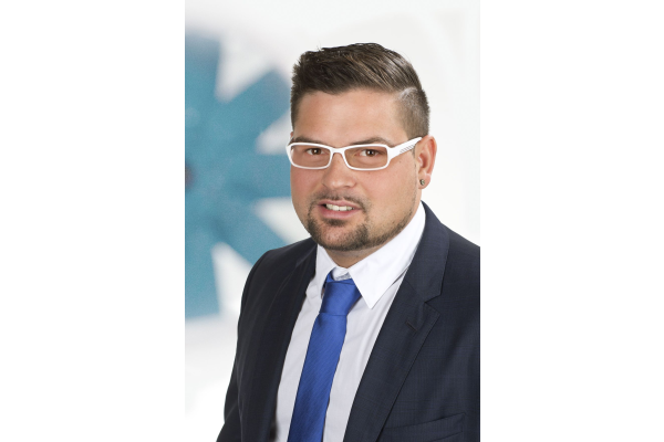 Norman Leube neuer Außendienstmitarbeiter bei Systemair