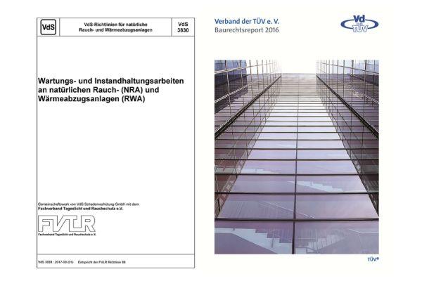 Die Richtlinien und der Baurechtsreport 2016 können im Internet kostenlos bezogen werden.