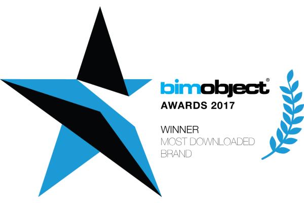 Ideal Standard bei BIMobject Awards 2017 ausgezeichnet