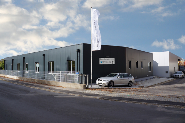 Neuer Firmensitz der Dirano Badmöbel GmbH
