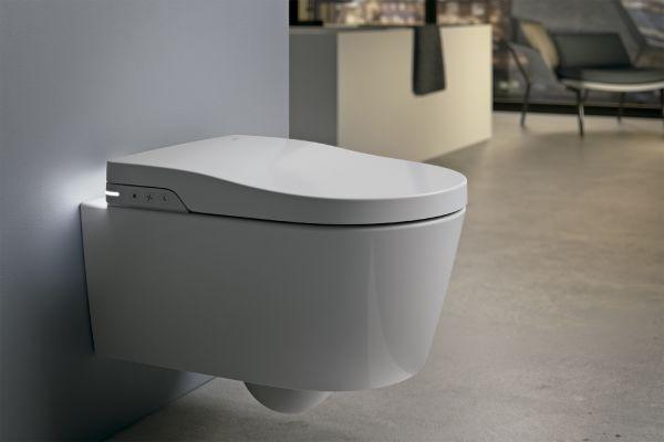 """Das Bild zeigt das """"In-Wash Inspira""""-Dusch-WC."""