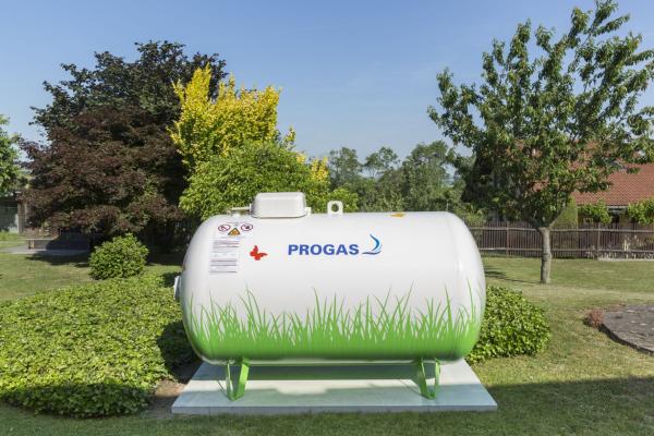 Flüssiggasbehälter oberirdisch oder unterirdisch lagern?