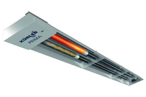 Produktbild der Infrarot-Hallenheizung