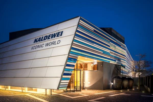 "Kaldewei eröffnet ""Iconic World"""