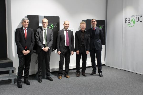 Hager Group übernimmt Energiespeicherspezialist E3/DC