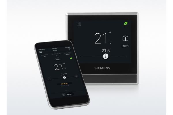 Siemens präsentiert neuen Smart Thermostat