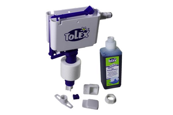 Neu am Markt: der Tolex WC-Hygienespender
