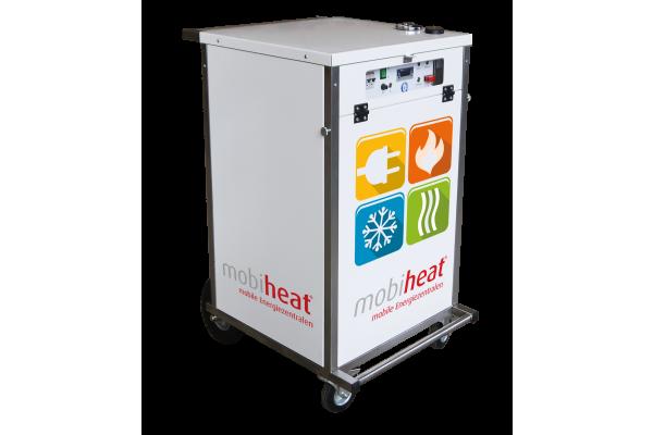 mobiheat präsentiert erste mobile Hybrid-Heizzentrale
