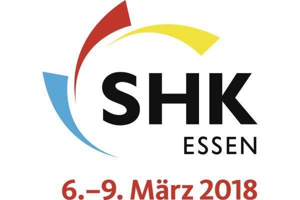 Das Logo der SHK Essen 2018.