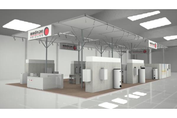 Brötje: Innovative Wärmepumpen- und Brennwerttechnik