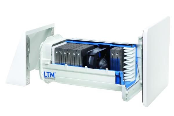 LTM: Kellerlüftung jetzt mit Ansaugturm