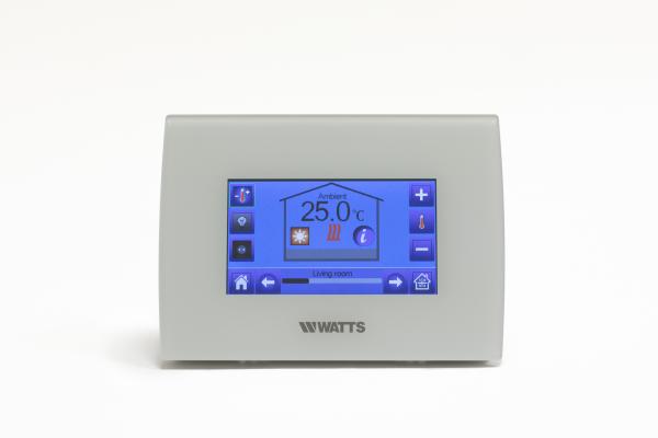 Watts entwickelt Smart Home-System