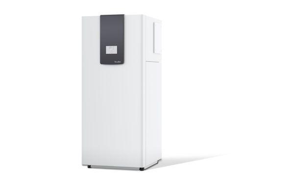Die Inverter-Luft-Wasser-Wärmepumpe