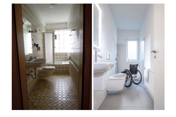 Riesen-Chance für den SHK-Fachmann: das pflegegerechte Bad
