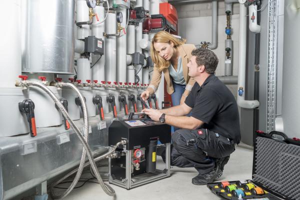 Aufbereitung im Vorbeifließen –  vom Einfamilienhaus bis zur Biogasanlage