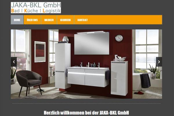 Das Bild zeigt die Website.